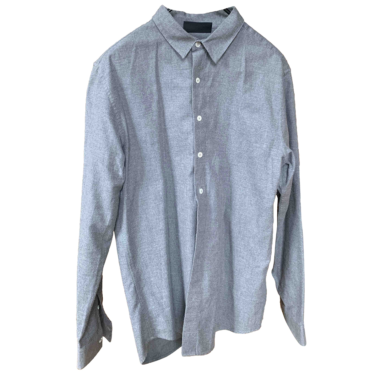 Harmony \N Grey Cotton Shirts for Men M International