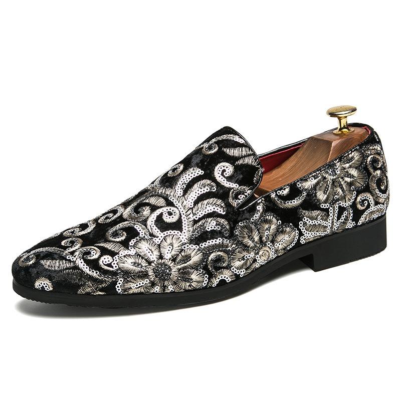 Ericdress Slip-On Low-Cut Upper Men's Dress Shoes