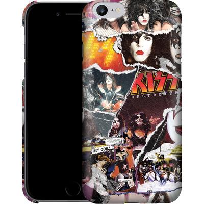 Apple iPhone 6 Plus Smartphone Huelle - KISS Collage von KISS®