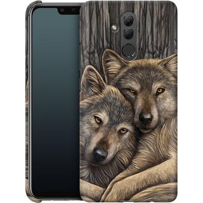 Huawei Mate 20 Lite Smartphone Huelle - Loyal Companions von Lisa Parker