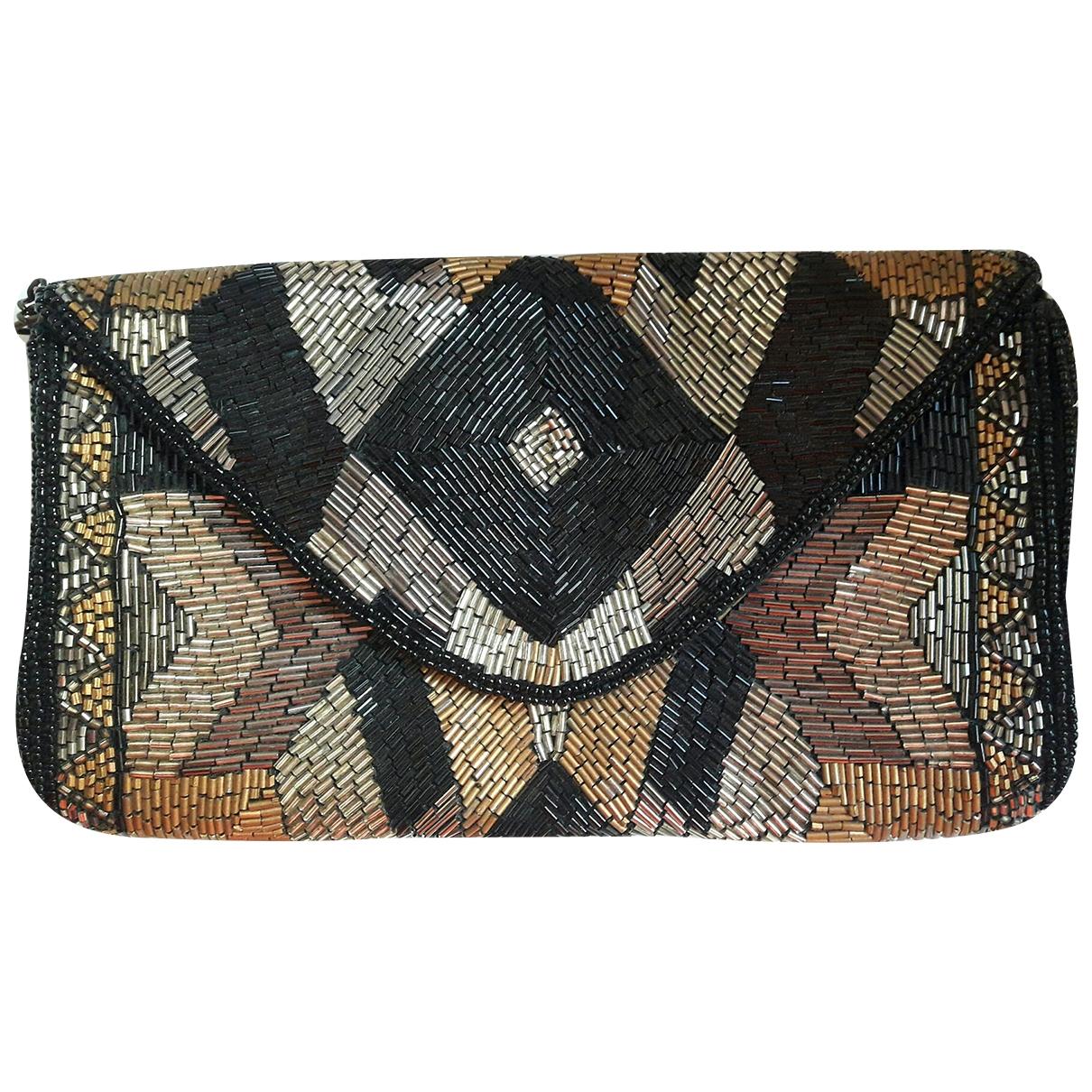 Non Signé / Unsigned \N Multicolour Cotton Clutch bag for Women \N