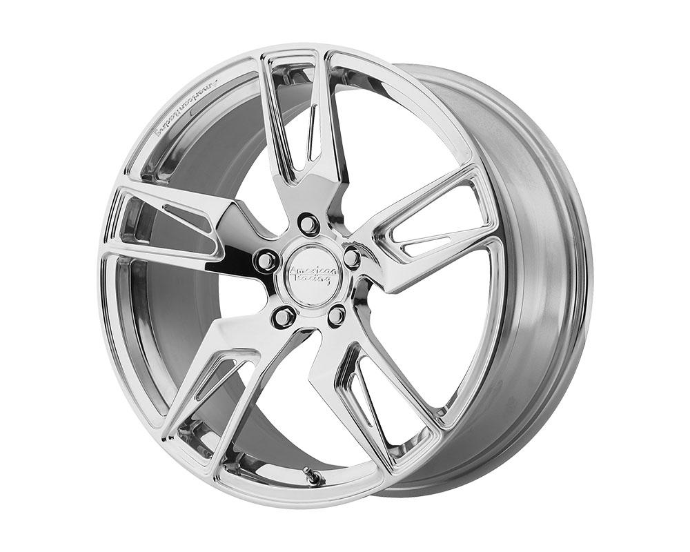 American Racing Forged VF100 Scalpel Wheel 20x10.5 5x5x120.65 +65mm Polished