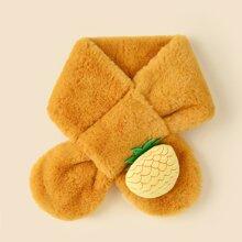 Pañuelo de niños con diseño de fruta