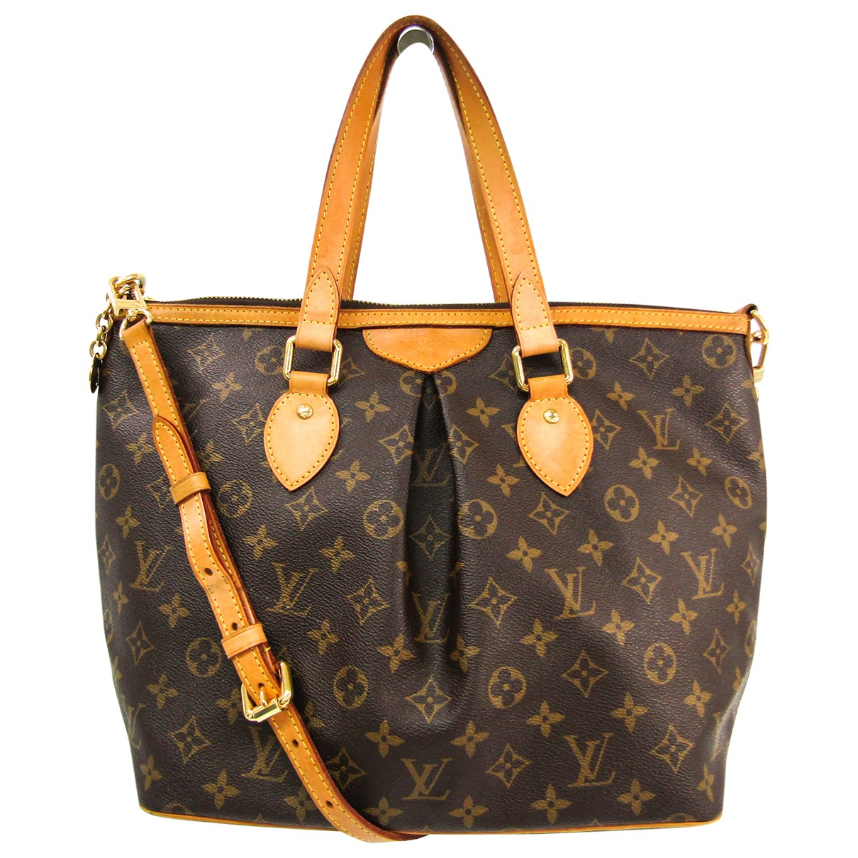 Louis Vuitton N Brown Cloth handbag for Women N