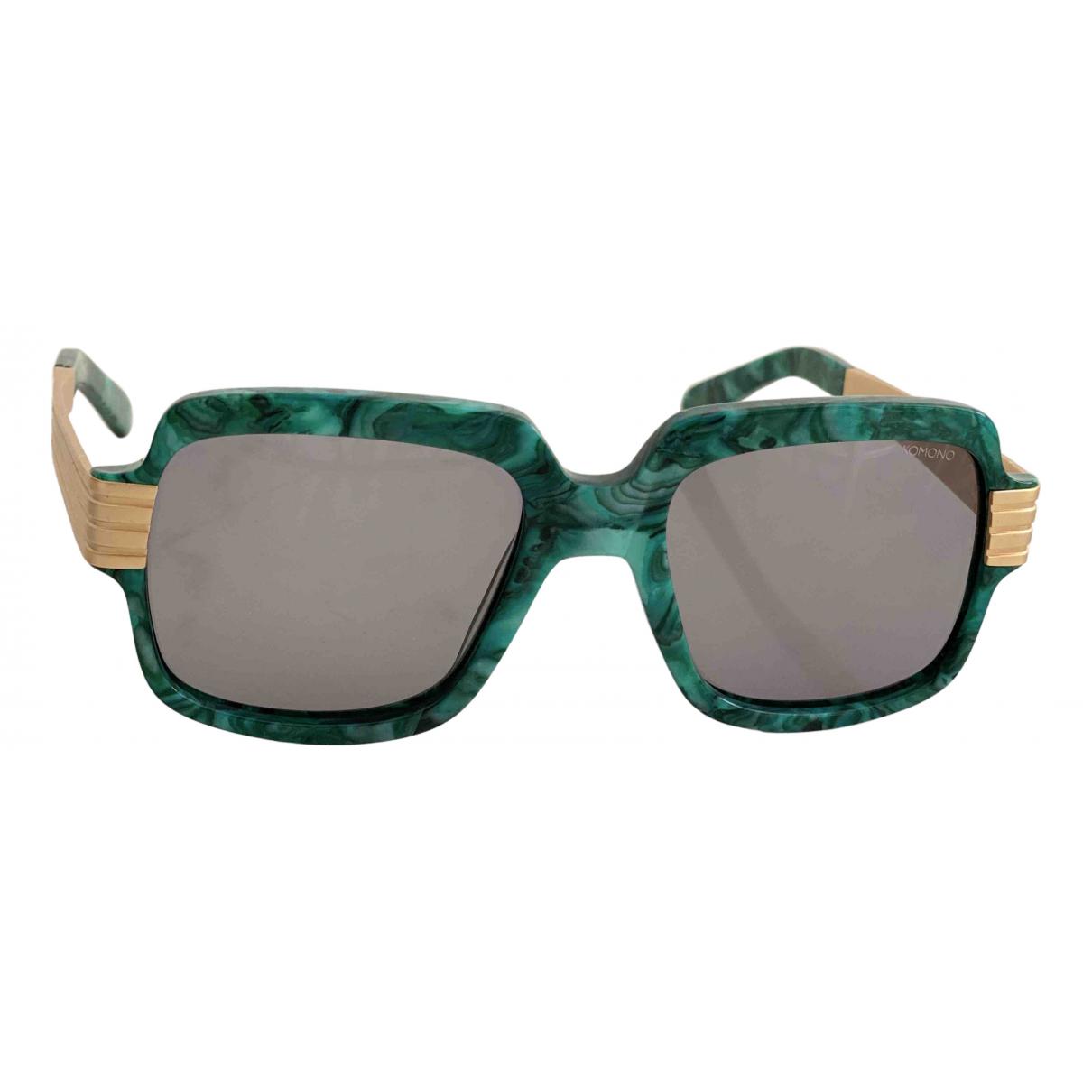 Komono - Lunettes   pour femme - vert