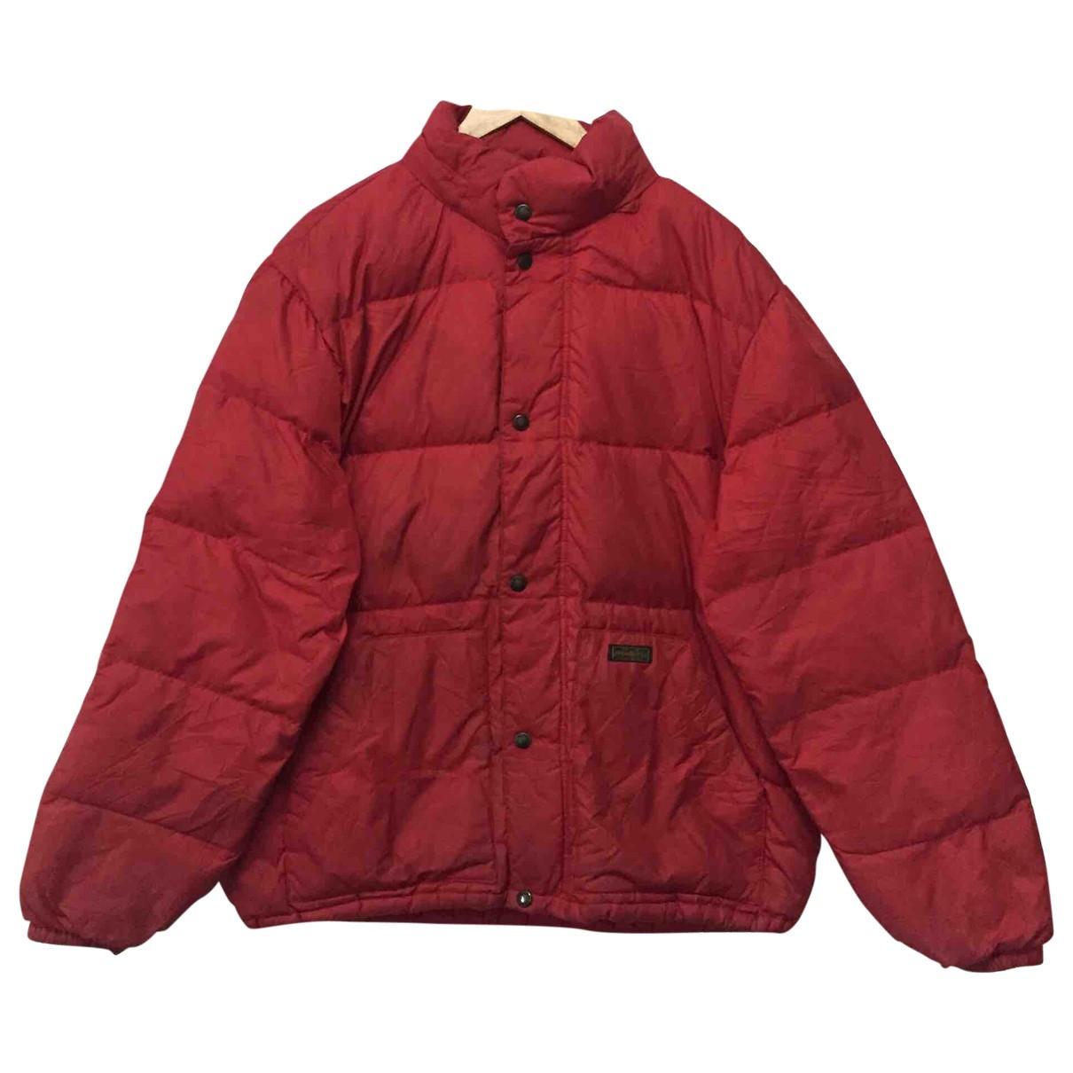 Polo Ralph Lauren - Vestes.Blousons   pour homme en autre - rouge