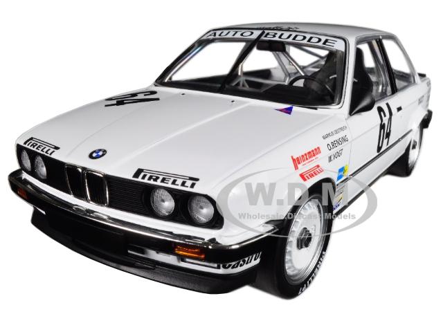 BMW Auto Budde Team - Oestreich/Rensing/Vogt - 1986 Winner 24H Nurburgring Limited Edition to 350 pieces Worldwide 1/18 Diecast Model Car by Minicham