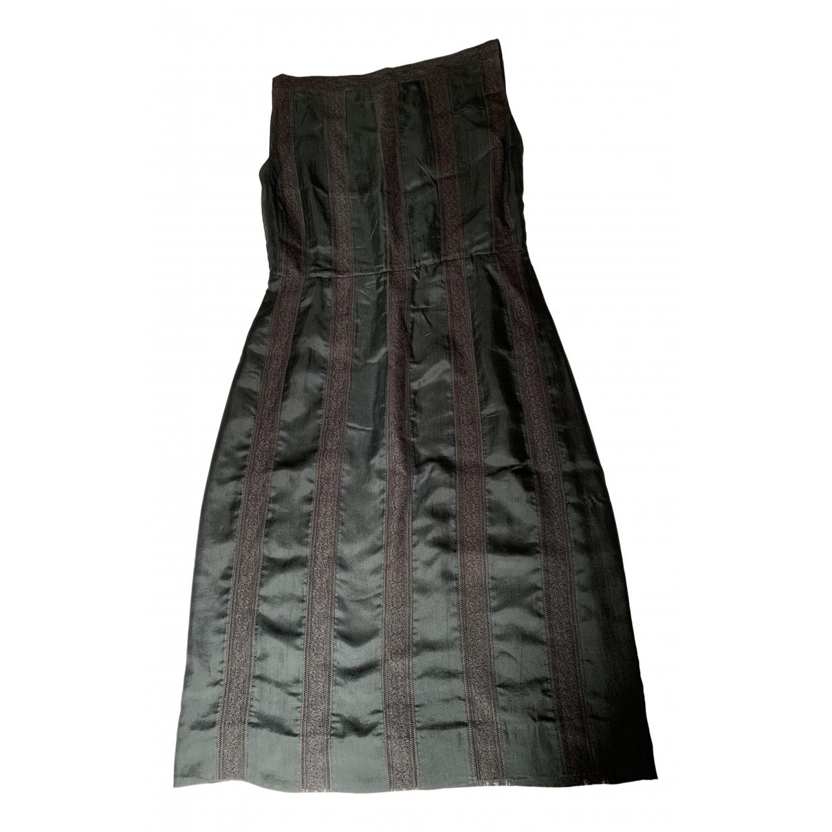 Vestido de Seda Paul Smith