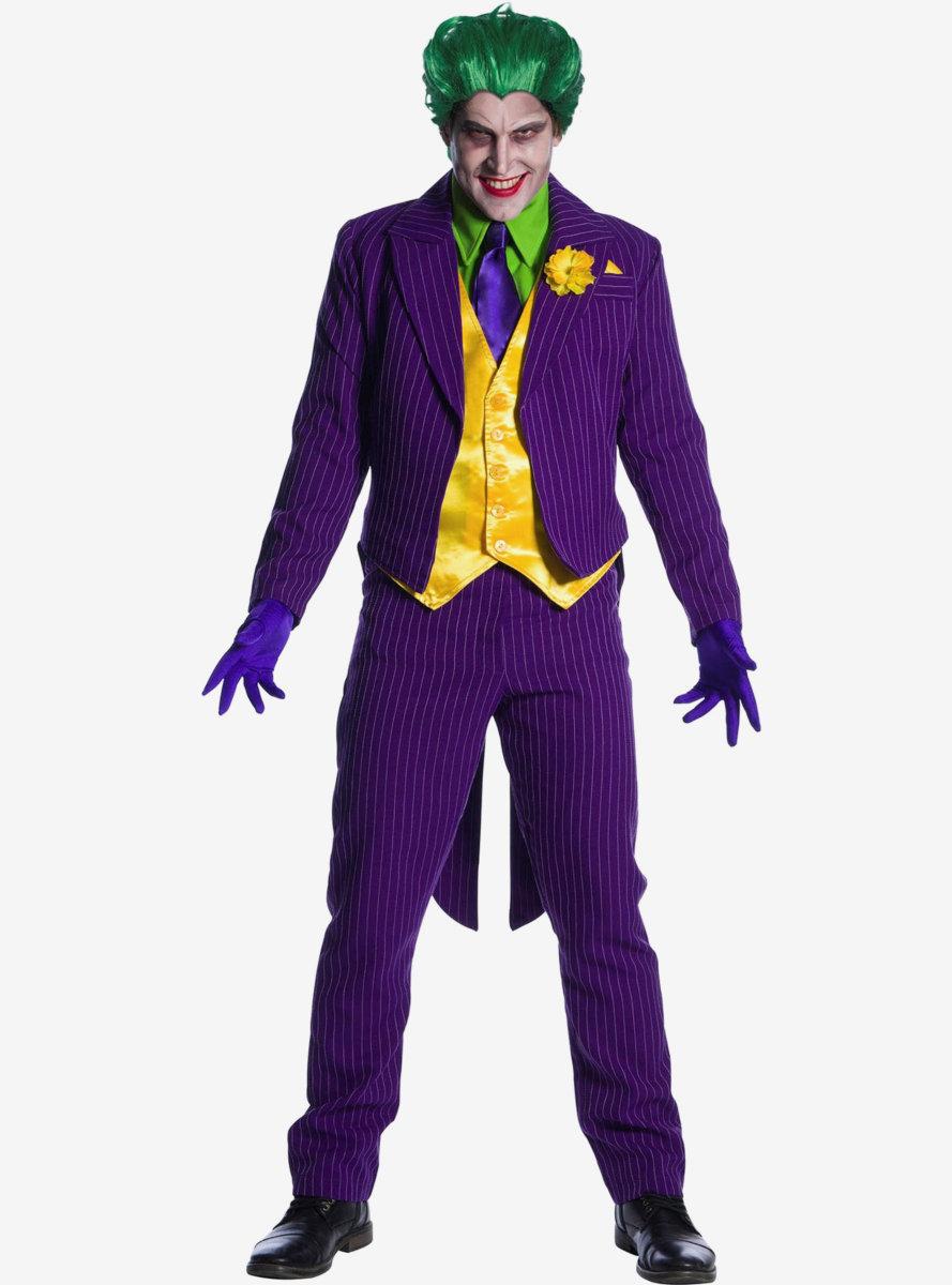 DC Comics Joker Costume