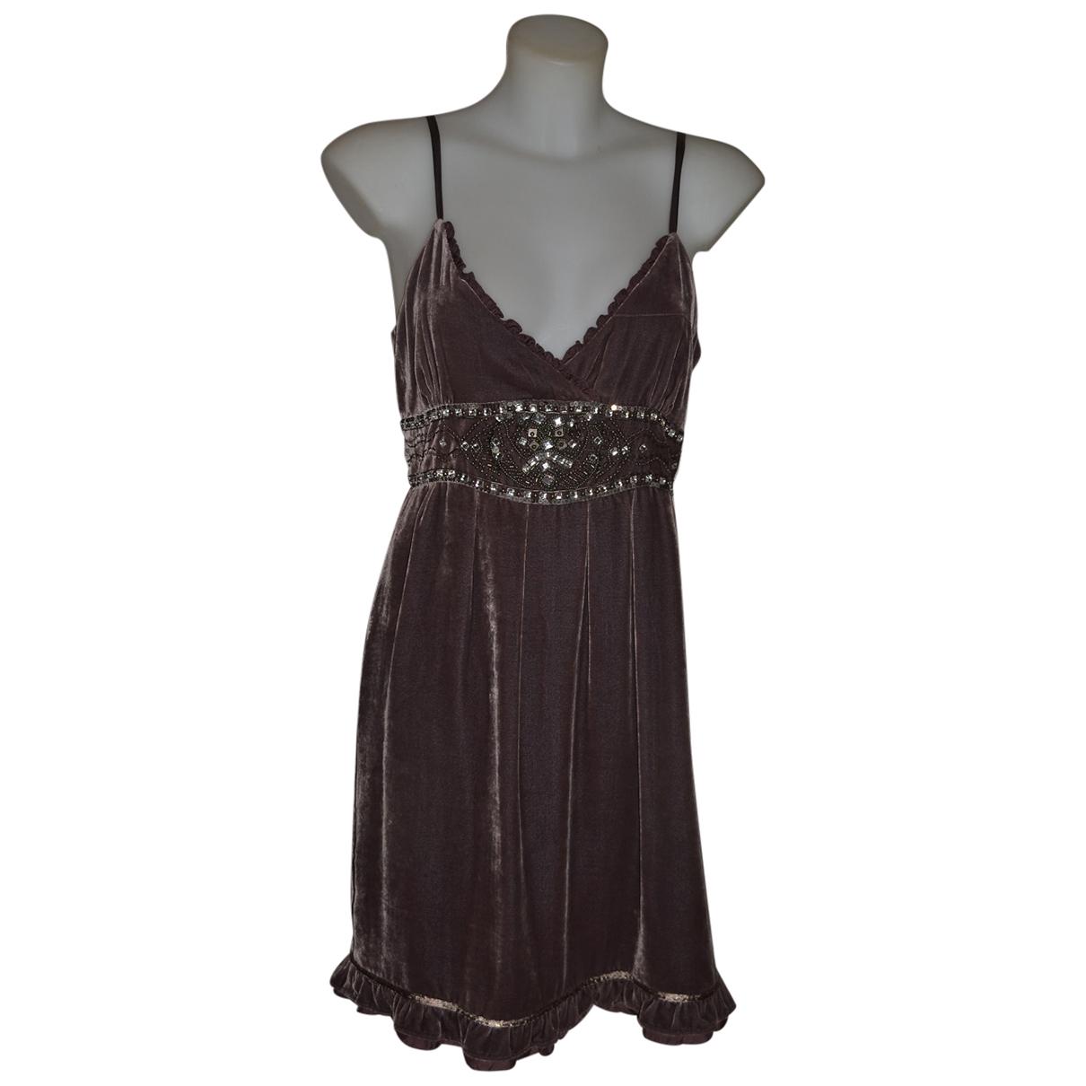 Ermanno Scervino \N Silk dress for Women 42 IT