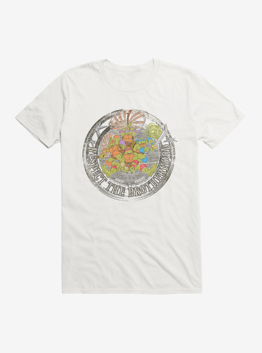 Teenage Mutant Ninja Turtles Brothers And Heroes T-Shirt