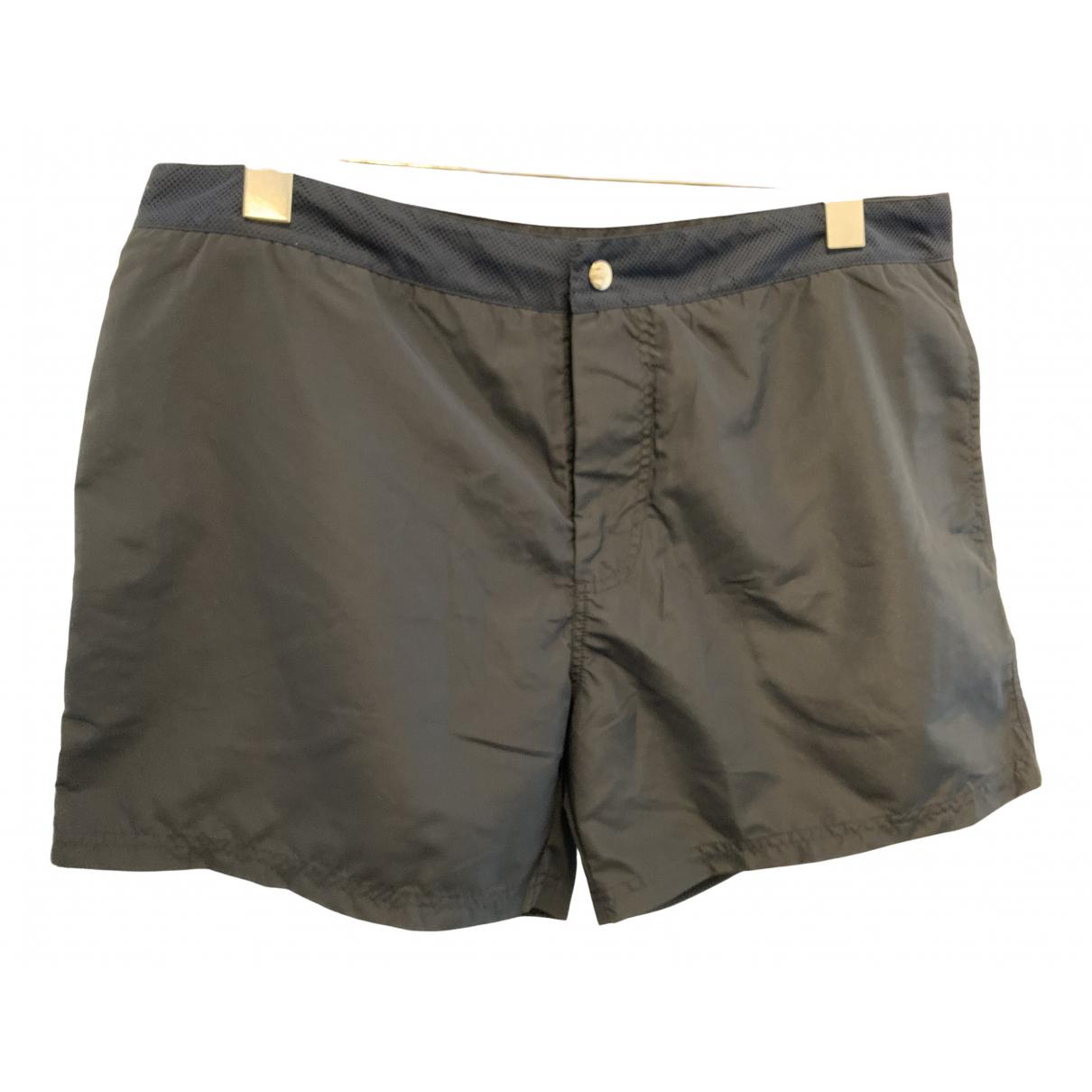 Dior Homme \N Badeanzug in  Marine Polyester