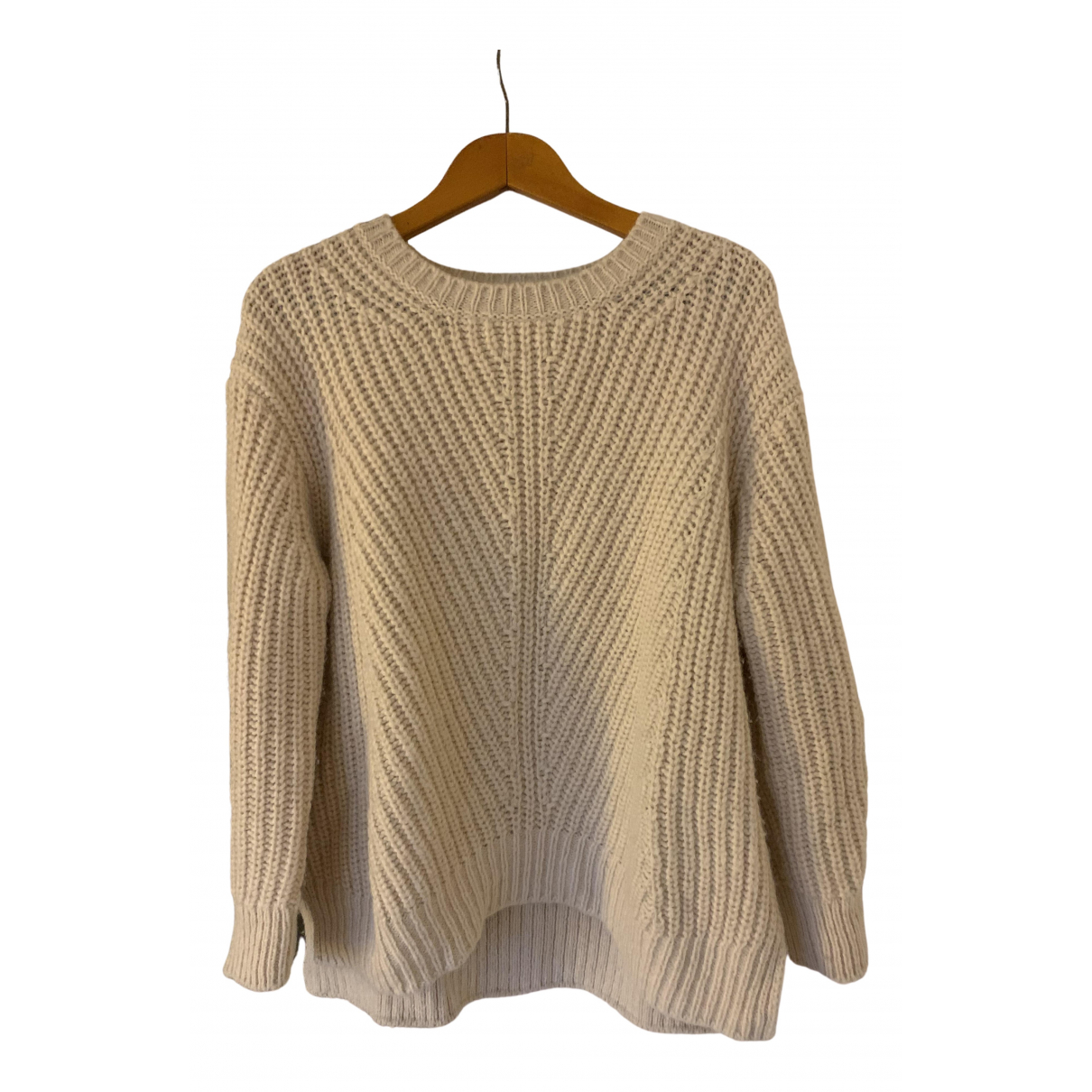 Closed \N Pullover in  Beige Wolle