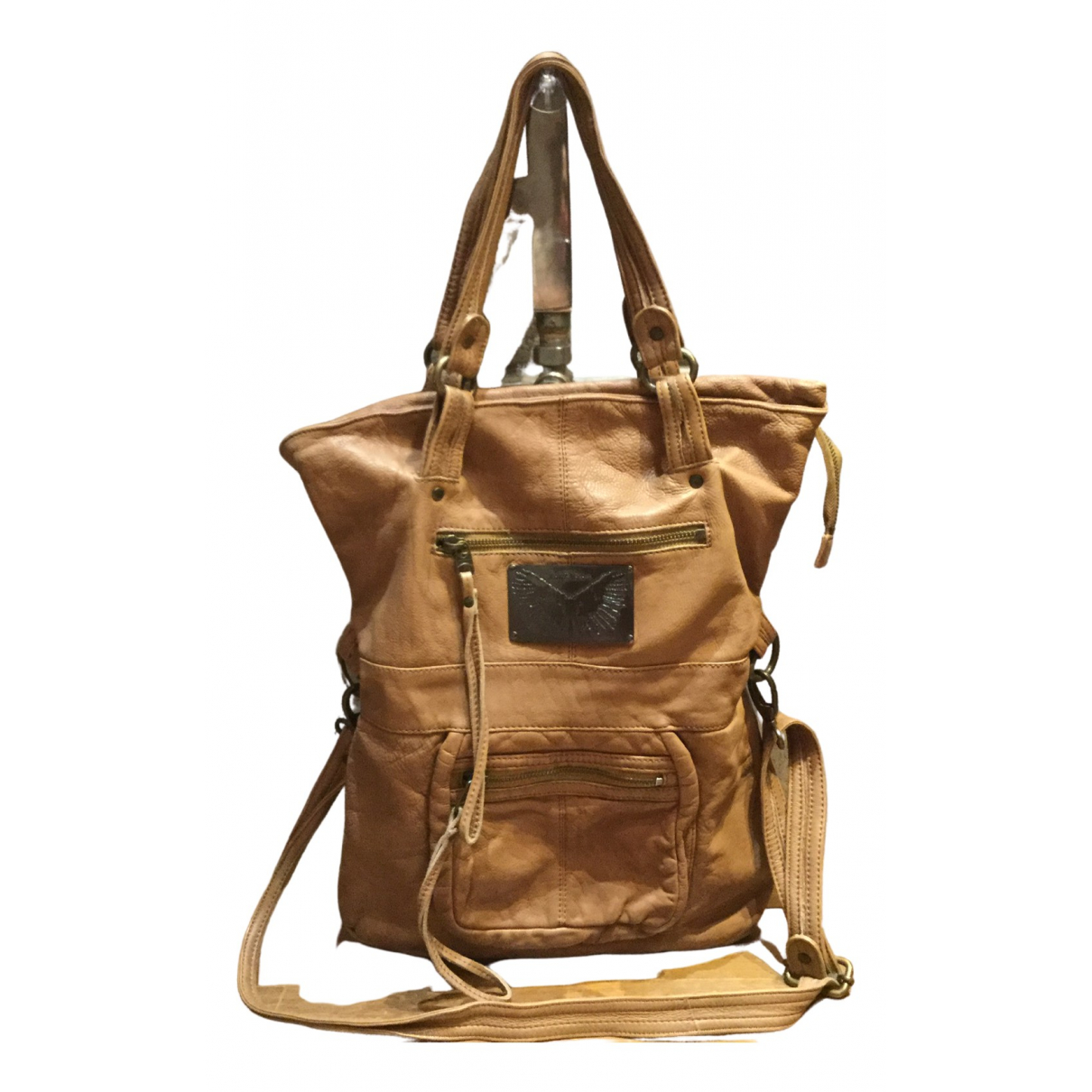 Zadig & Voltaire Touly Leather handbag for Women \N