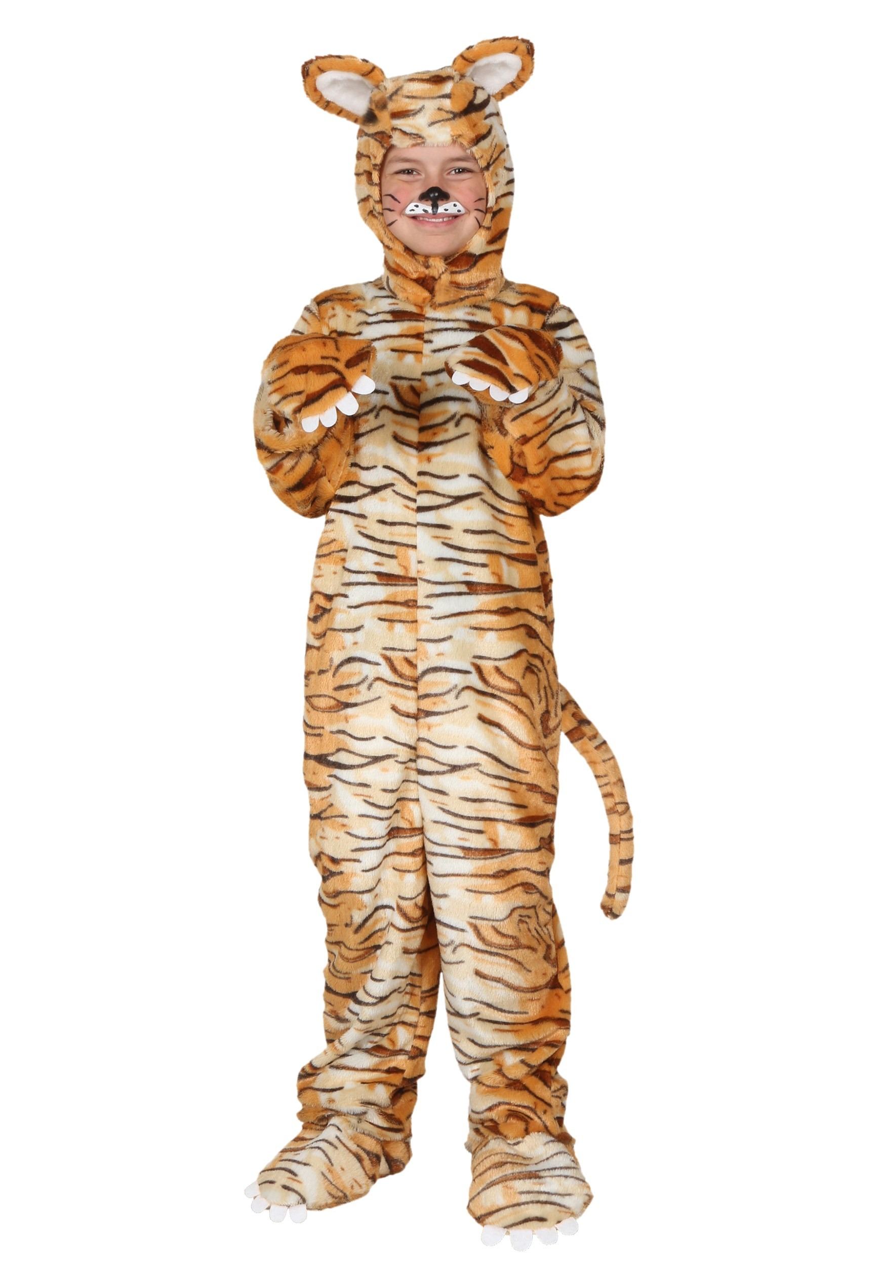 Kid's Tiger Costume
