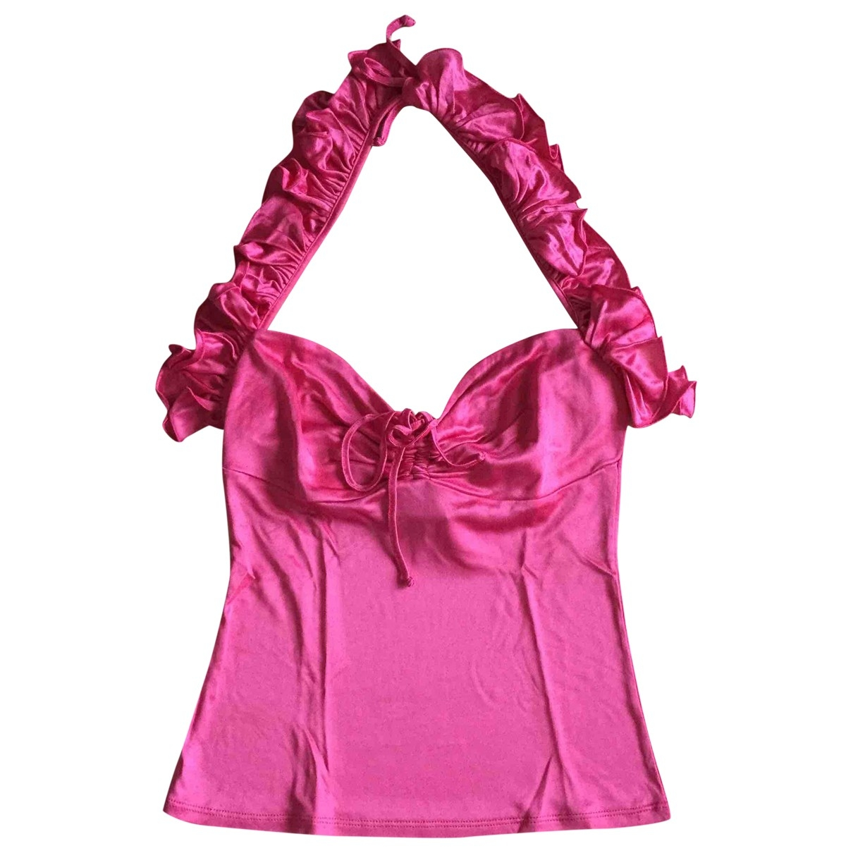 Versus - Top   pour femme - rose