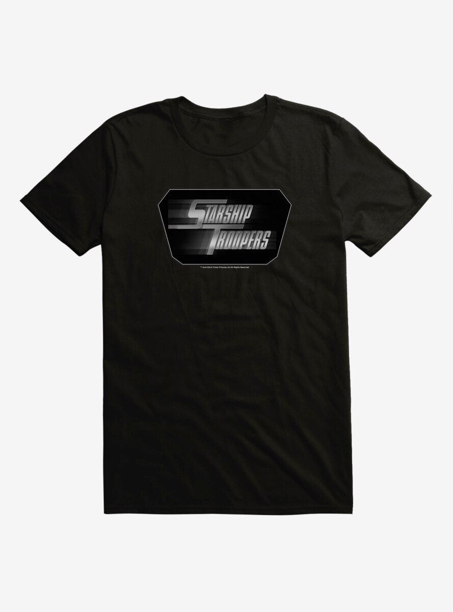 Starship Troopers Logo T-Shirt
