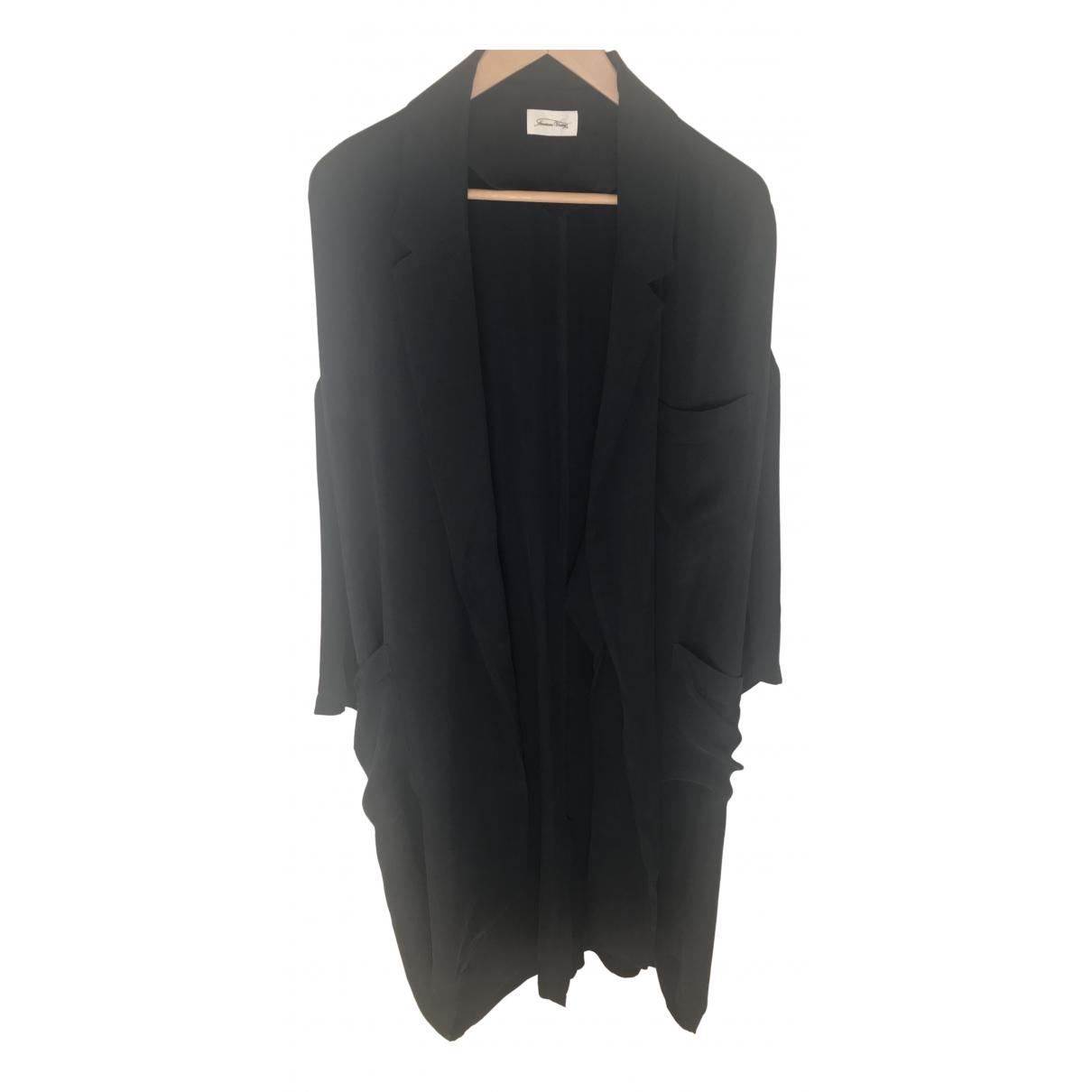 American Vintage N Black jacket for Women M International