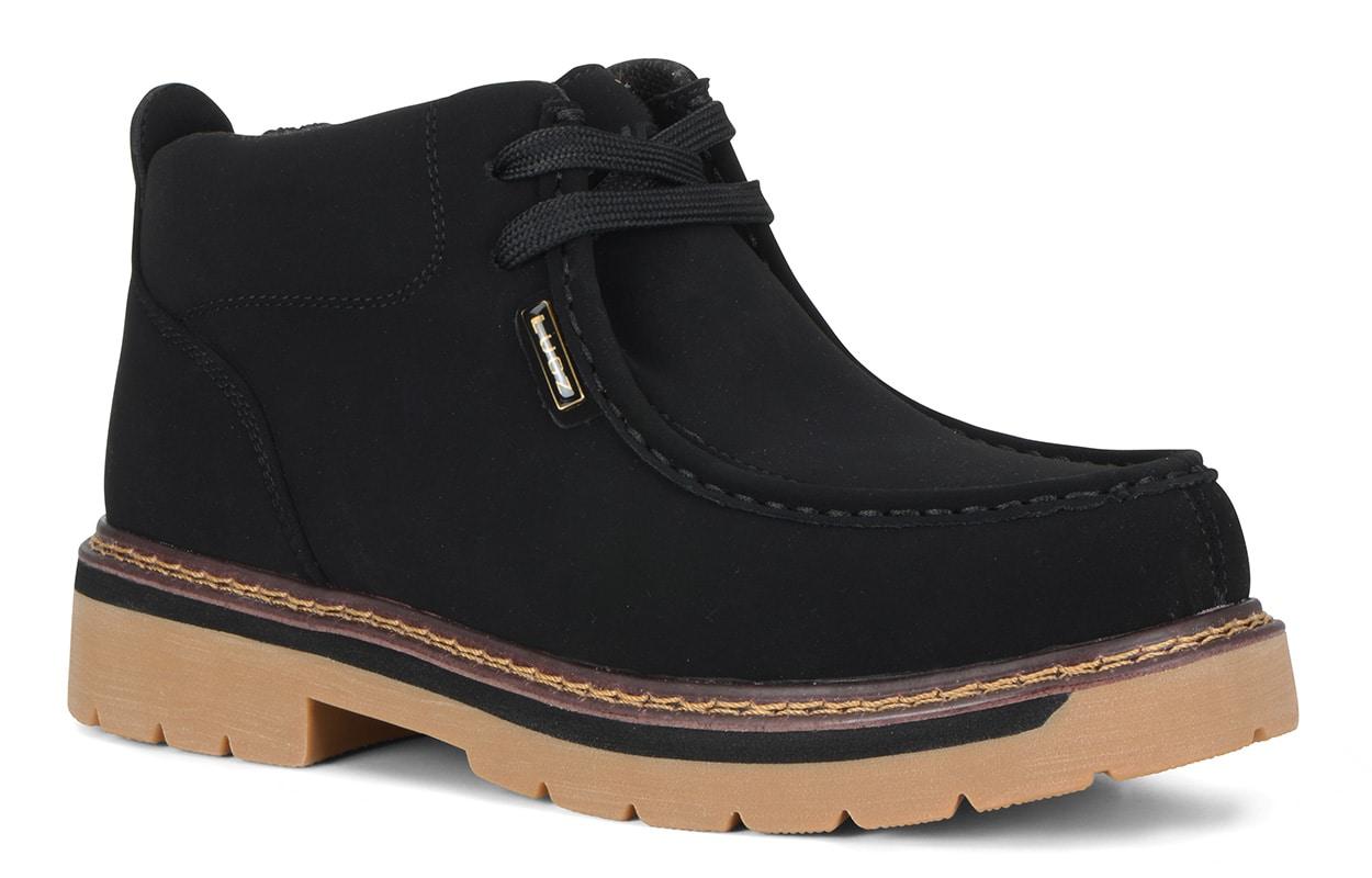 Men's Strutt Lx Chukka Boot (Choose Your Color: Black/Gum, Choose Your Size: 11.0)