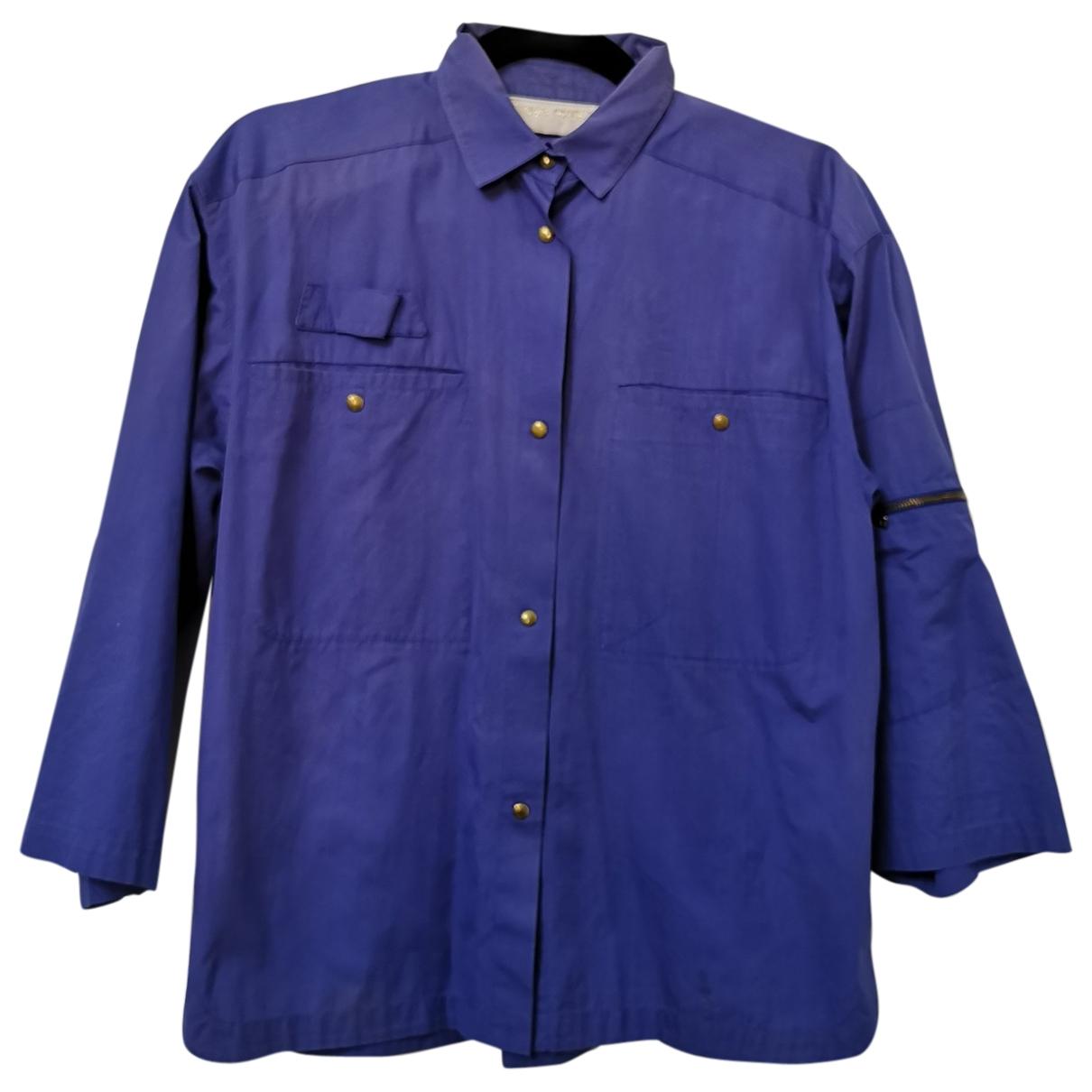 Camisa Claude Montana