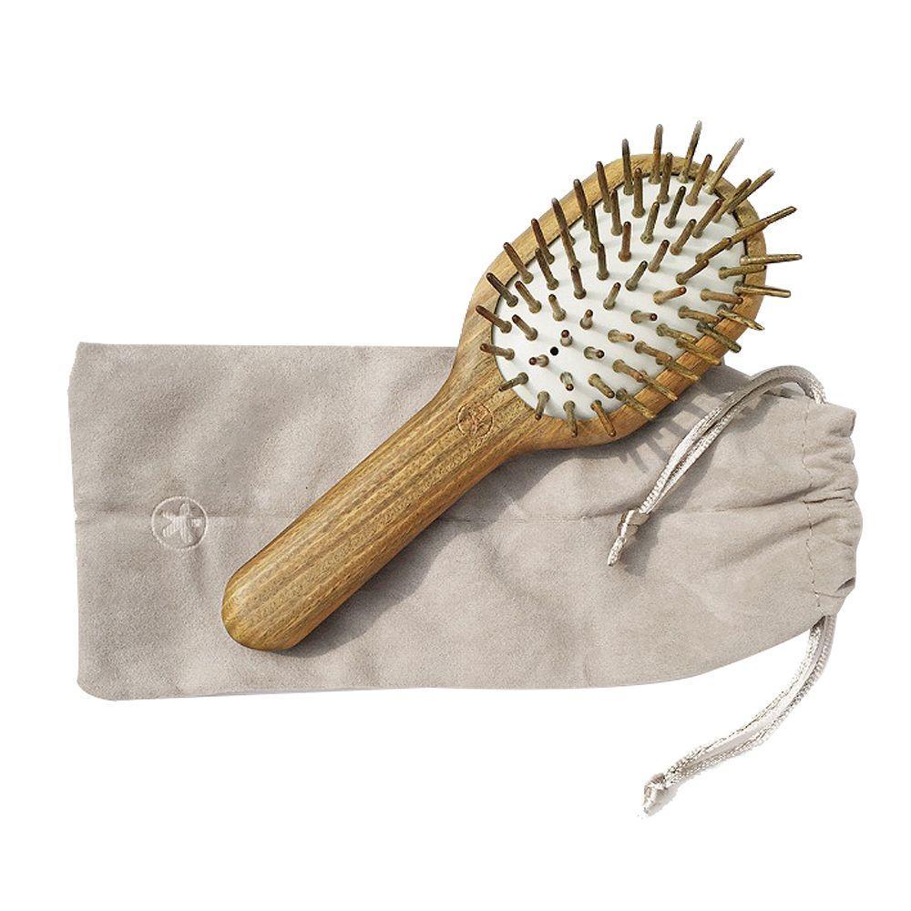 Xiaomi Smate Hair Care Beech Natural Wooden Comb Scalp Massa