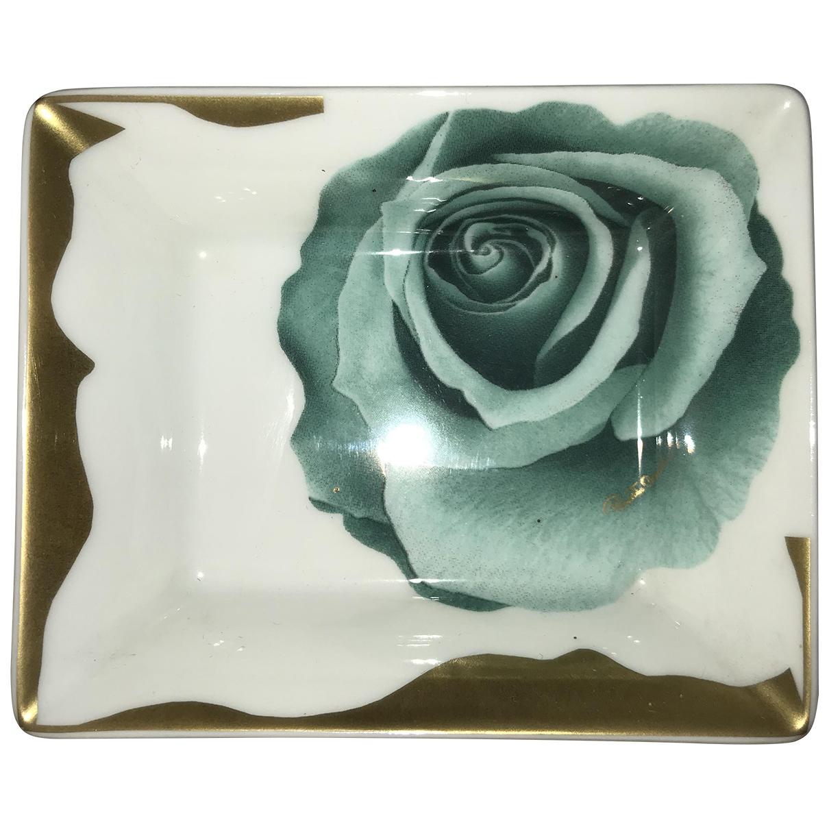 Cenicero de Porcelana Roberto Cavalli