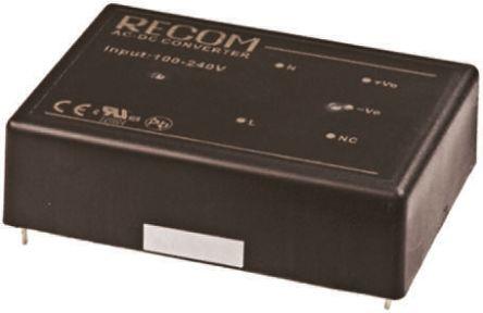 Recom , 30W Embedded Switch Mode Power Supply SMPS, 12V dc, Encapsulated