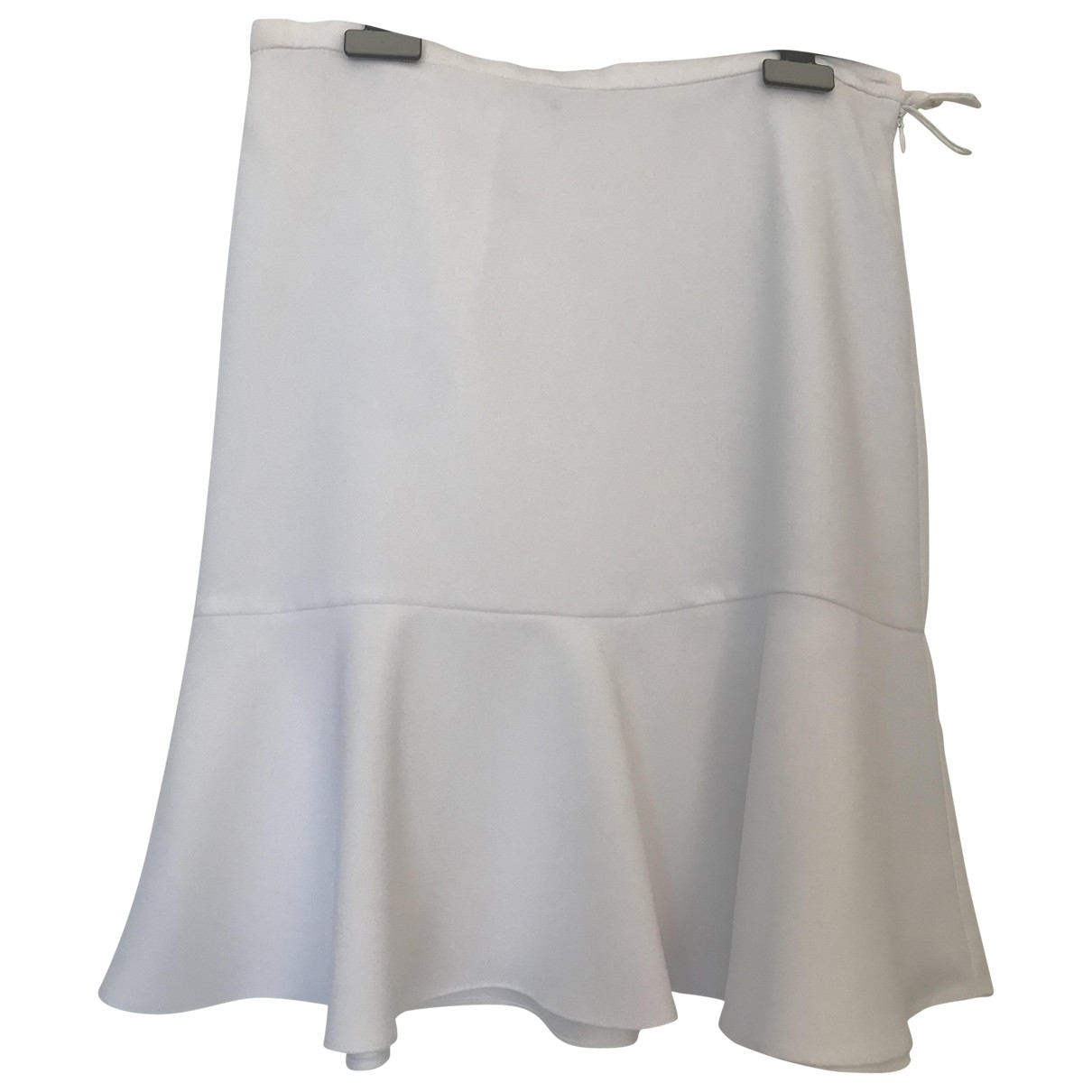 Carven \N White skirt for Women 40 FR