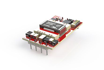 Murata Power Solutions MGJ6 1.5 W, 4.5 W Isolated DC-DC Converter PCB Mount, Voltage in 18 → 36 V dc, Voltage