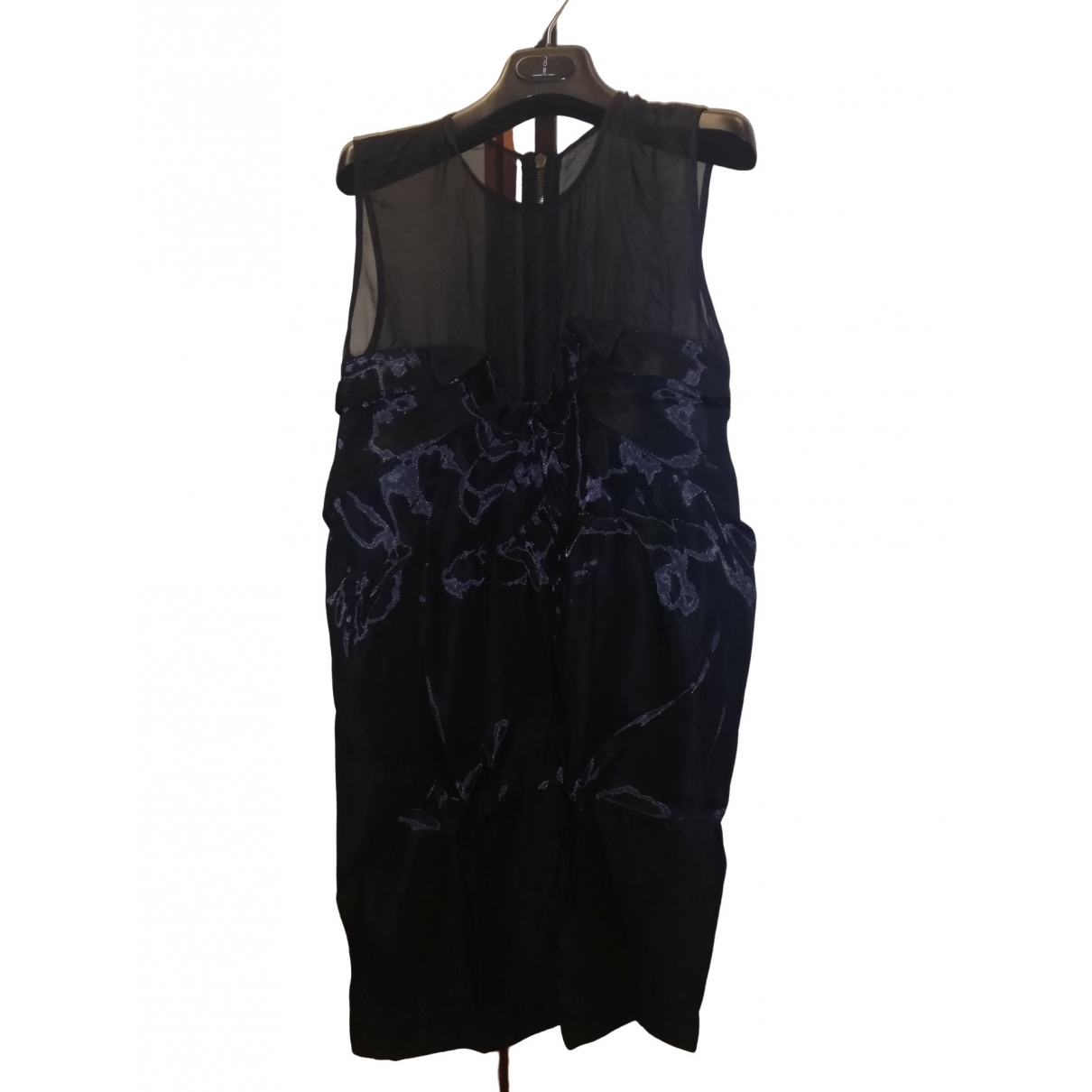 Stella Mccartney \N Black dress for Women 38 FR