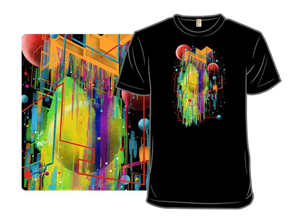 Rainbow Ex-machina T Shirt