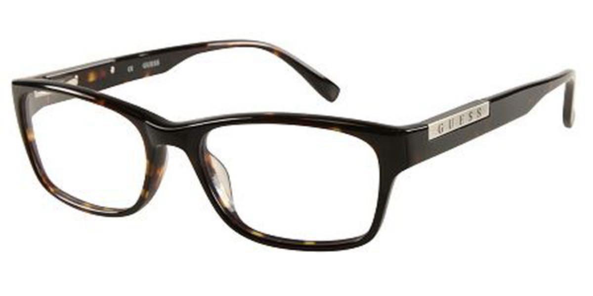 Guess GU 1735 S30 Women's Glasses Tortoise Size 52 - Free Lenses - HSA/FSA Insurance - Blue Light Block Available