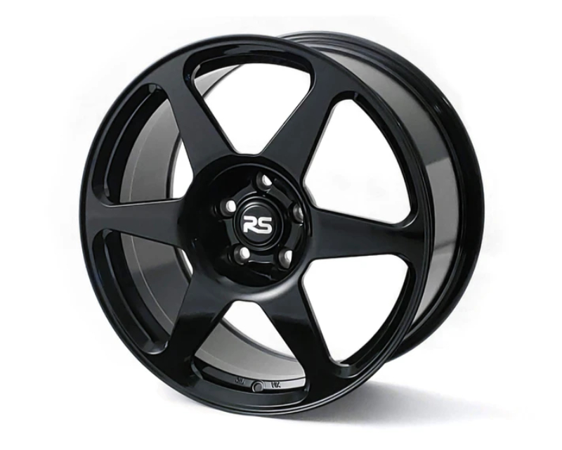Neuspeed 88.06.17HB RSe06 Wheel 18x8.5 +45 5x112 57.1 Gloss Hyper Black