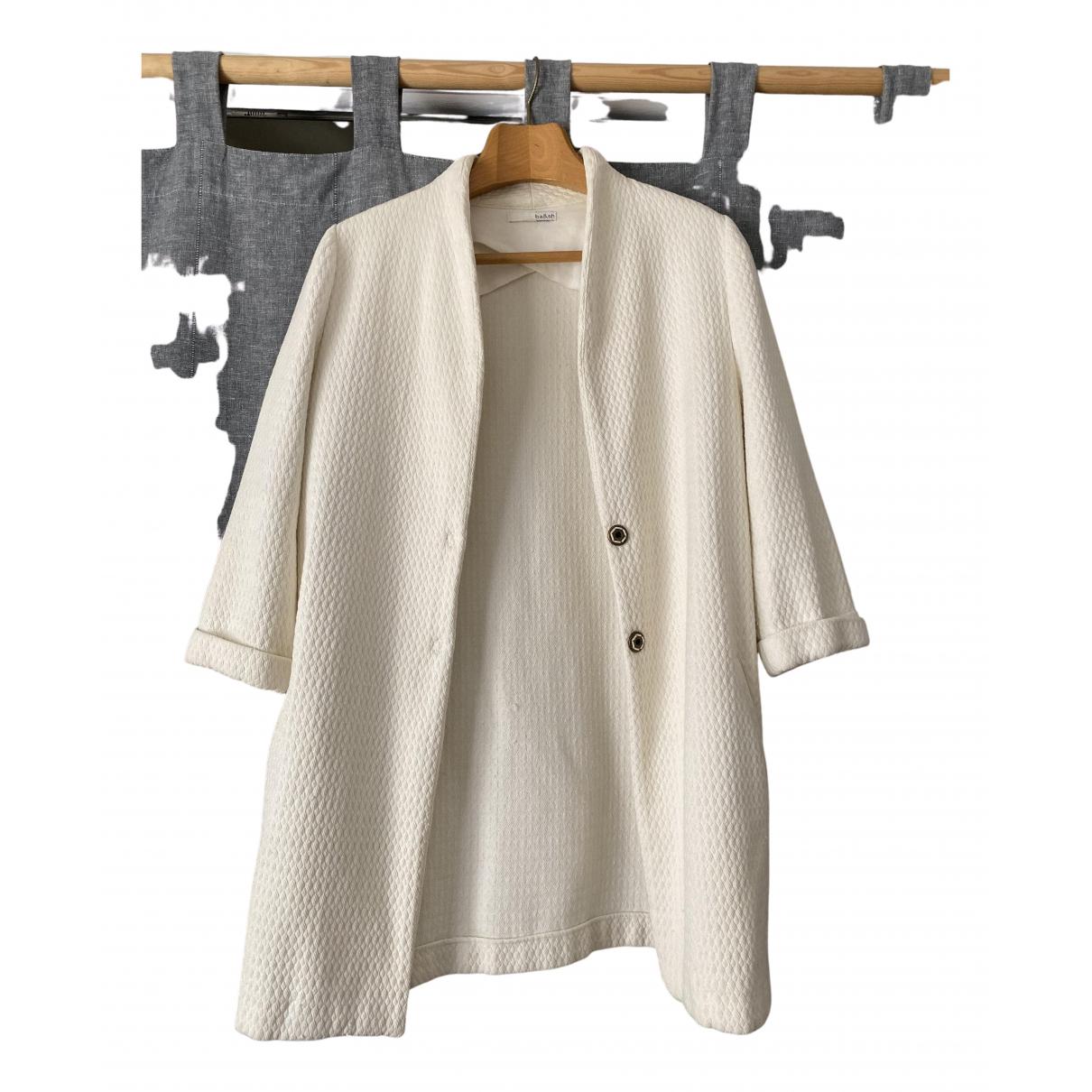 Ba&sh - Veste   pour femme en coton - ecru