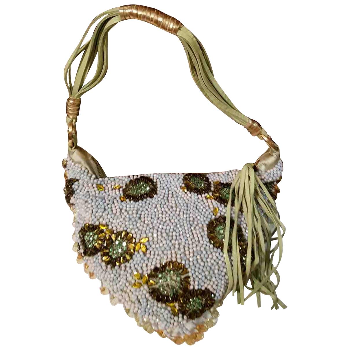 Cesare Paciotti \N Glitter handbag for Women \N
