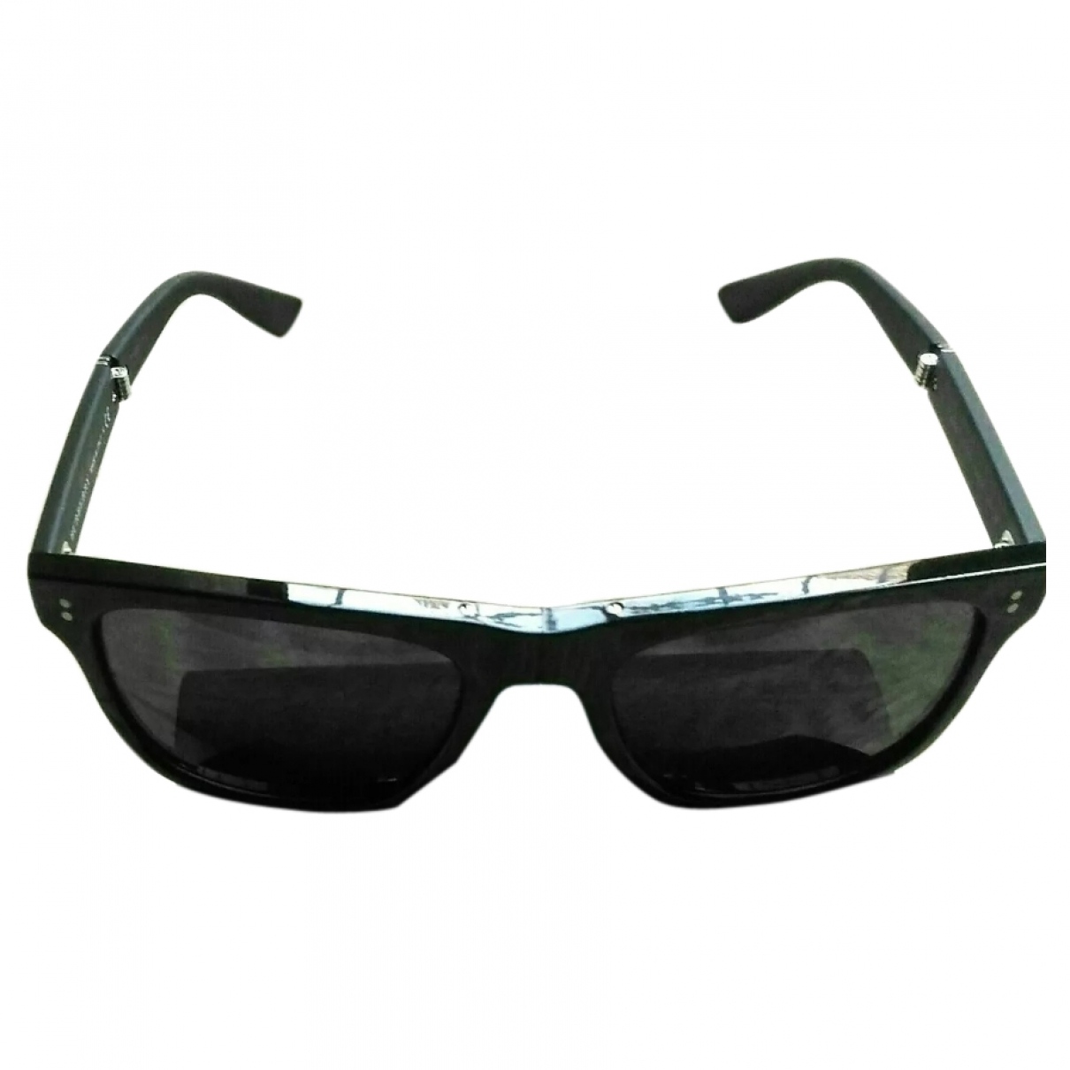 Burberry \N Sonnenbrillen in  Schwarz Kunststoff