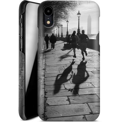 Apple iPhone XR Smartphone Huelle - Walk If You Must von Ronya Galka