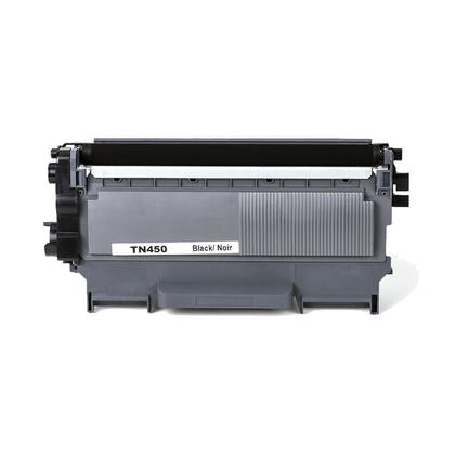 Compatible Brother TN450 cartouche de toner noire haute capacite - boite economique
