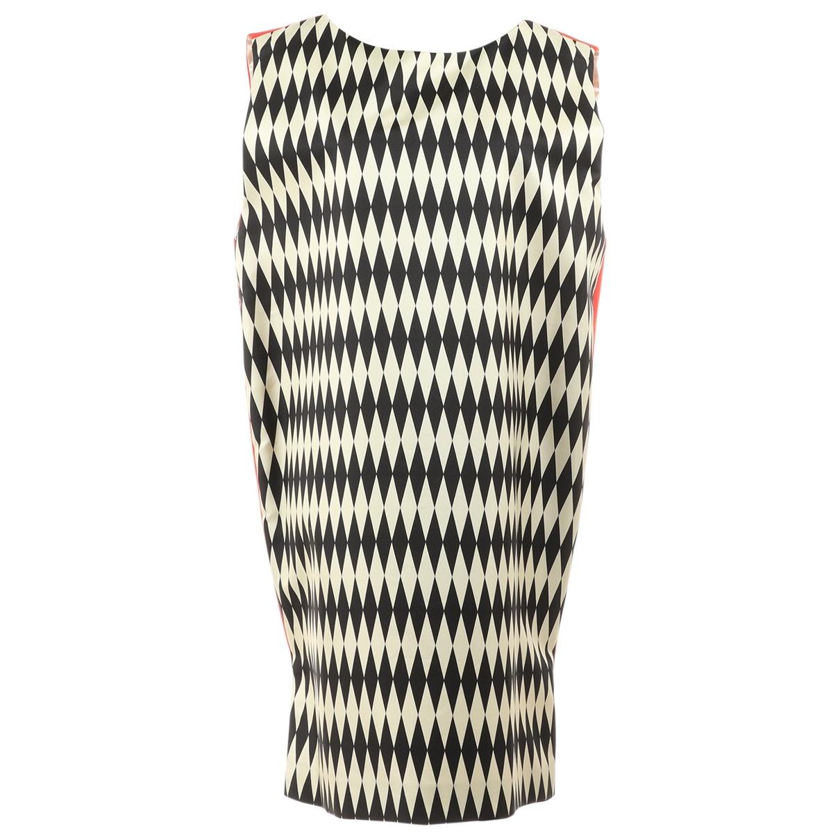 Mini vestido de Seda Fausto Puglisi