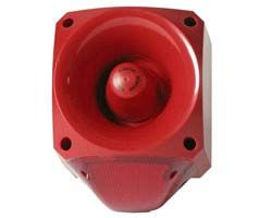 Klaxon PNC Sounder Beacon 113dB, Clear LED, 10 → 60 V dc, IP66
