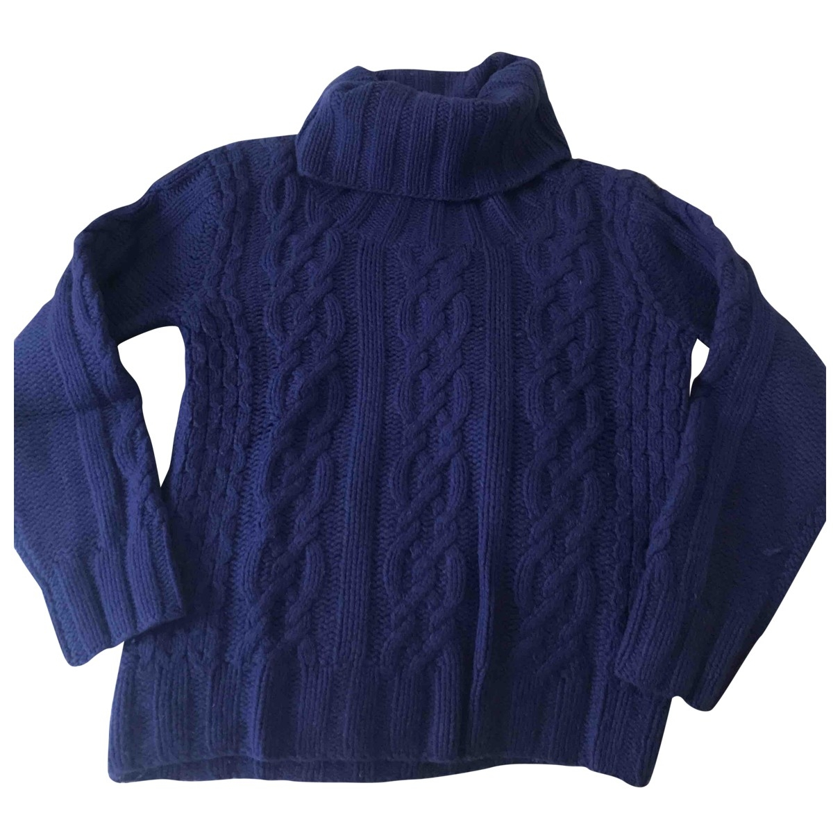 Tommy Hilfiger \N Blue Cashmere Knitwear for Women L International