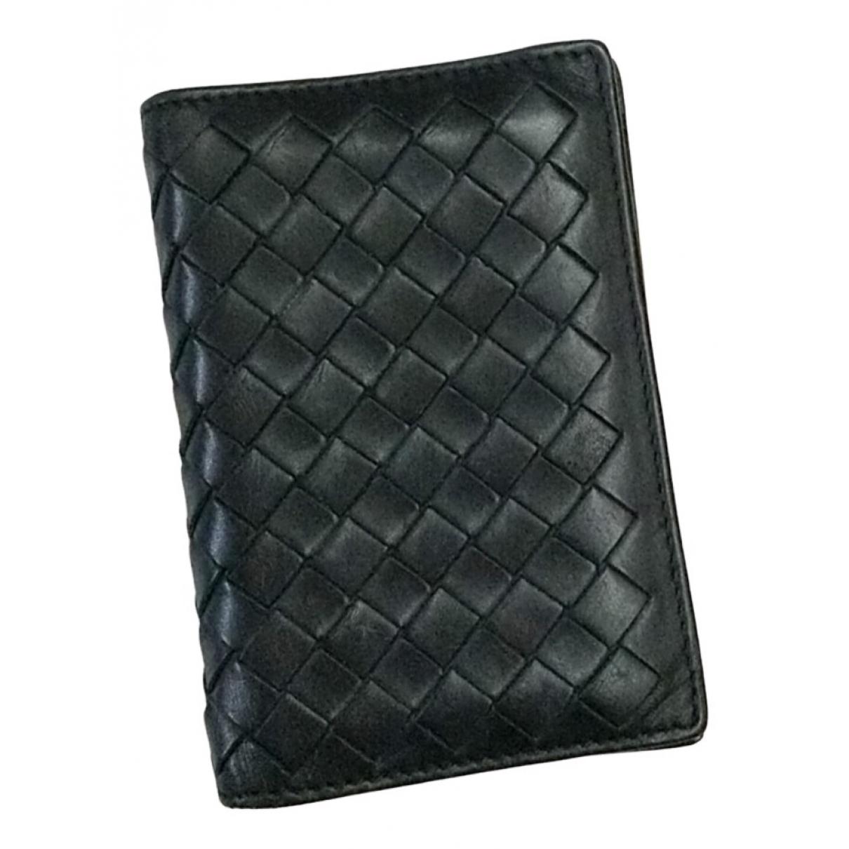 Bottega Veneta N Black Leather Purses, wallet & cases for Women N