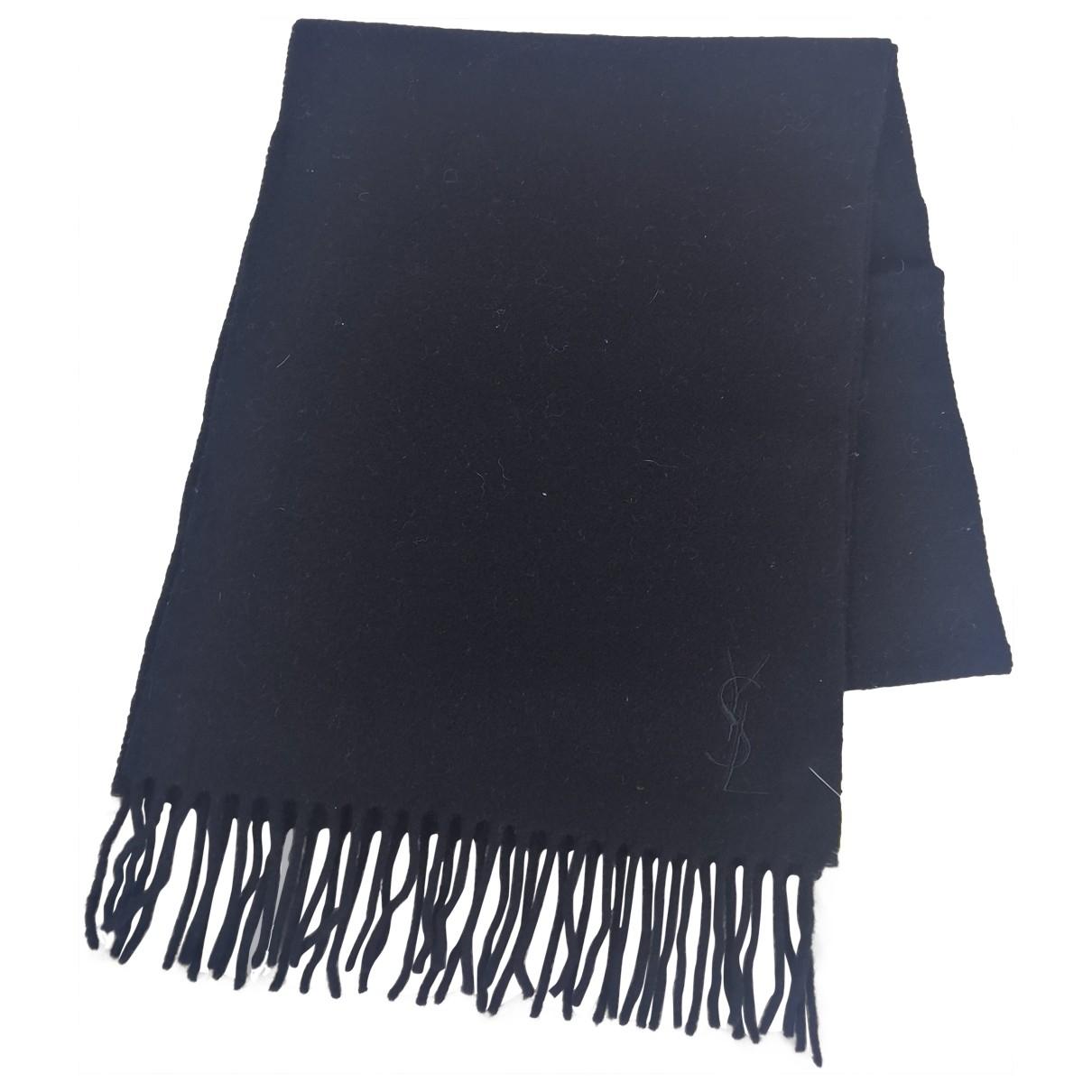 Yves Saint Laurent \N Schal in Wolle