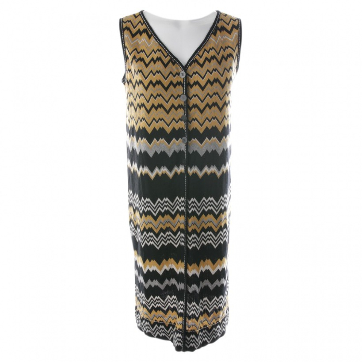 Missoni \N Kleid in  Bunt Wolle
