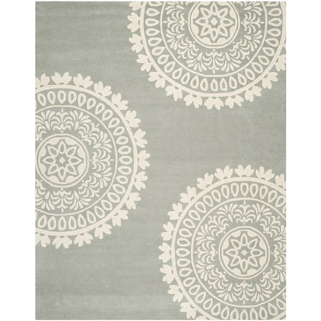 Safavieh Bayon Hand Tufted Area Rug, One Size , Gray