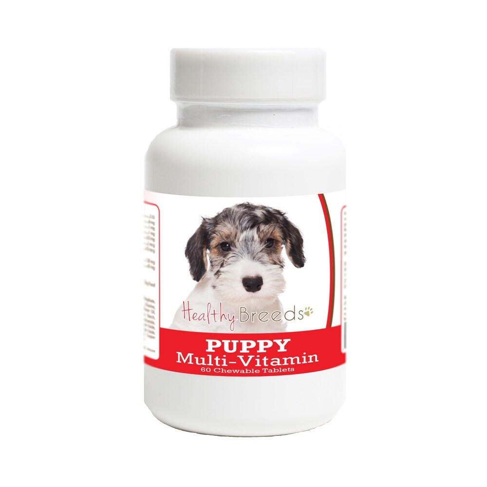 Healthy Breeds Sealyham Terrier Puppy Multivitamin Tabs