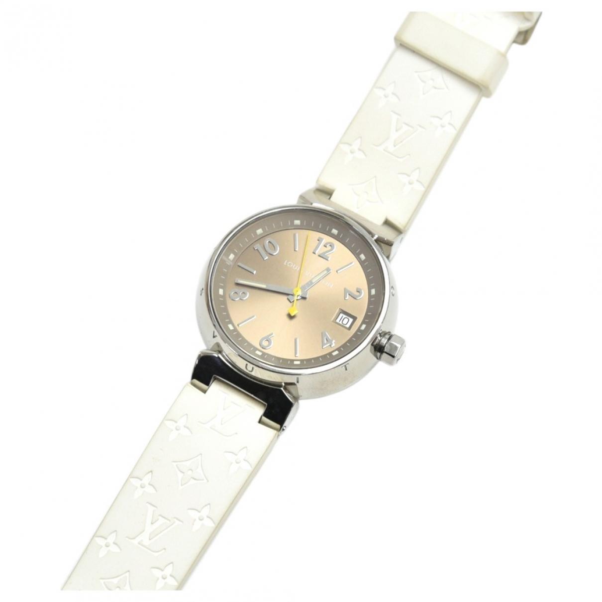 Reloj Tambour Louis Vuitton
