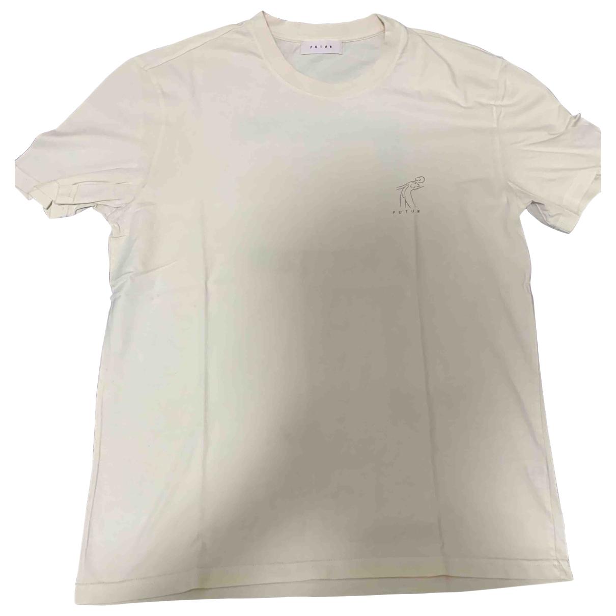 Futur \N Cotton T-shirts for Men S International