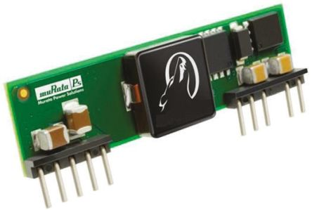 Murata Power Solutions Non-Isolated DC-DC Converter, 0.75 → 5.5V dc Output, 16A