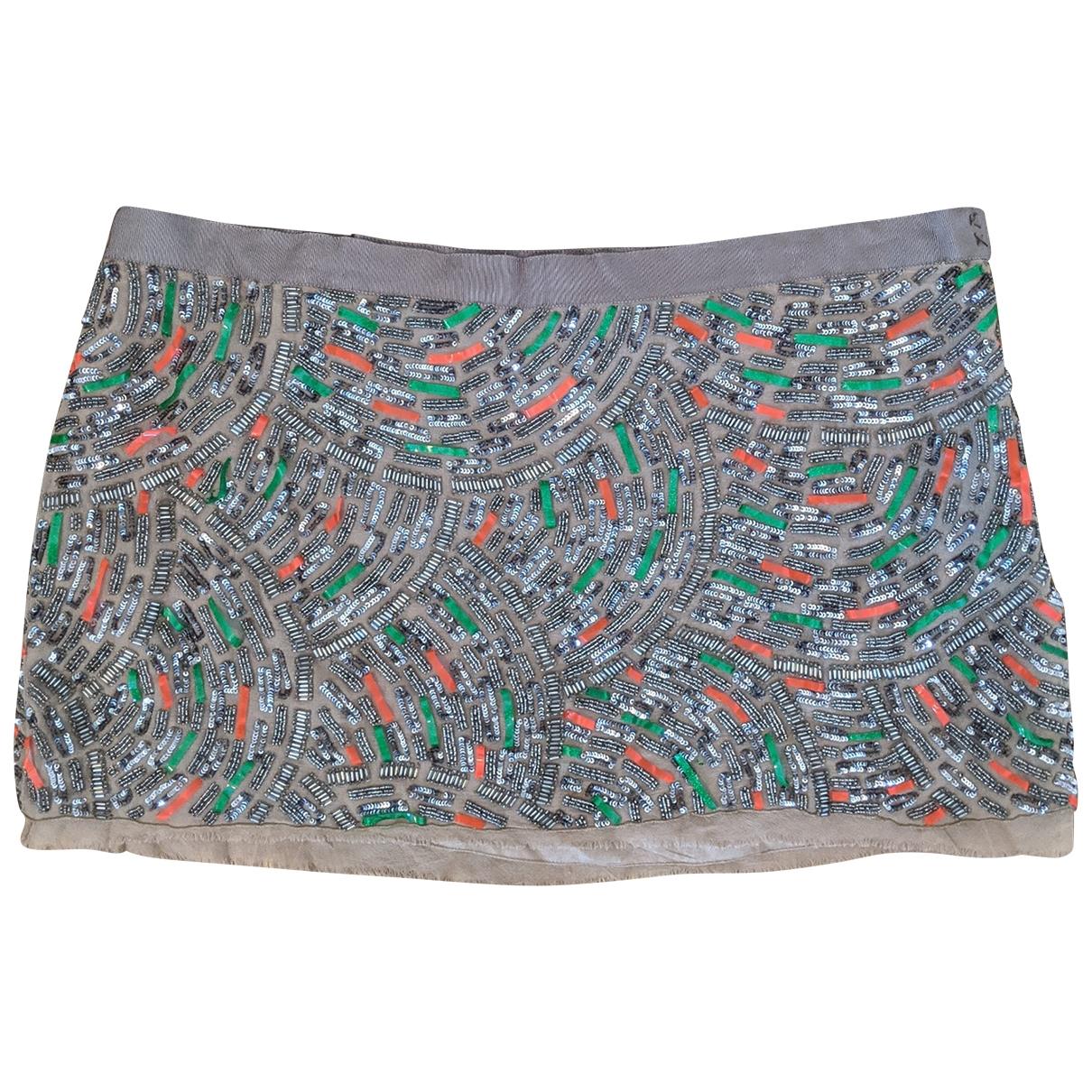 Elizabeth And James \N Multicolour Silk skirt for Women M International